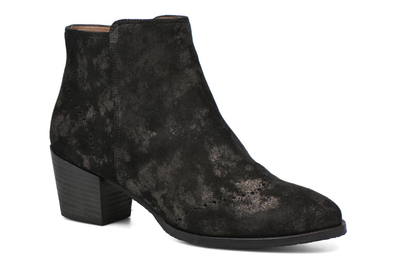 Bottines et boots Softwaves West 10 Noir vue détail/paire
