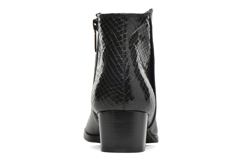 Stiefeletten & Boots Softwaves Tess 06 schwarz ansicht von rechts