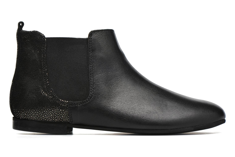 Boots en enkellaarsjes André Carrousel Zwart achterkant