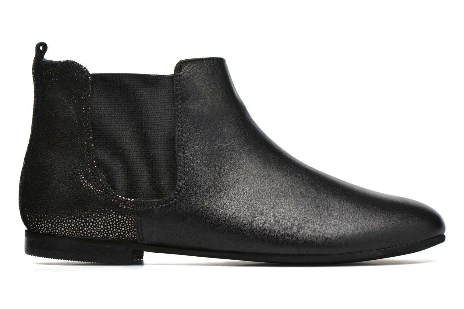 Ankle boots André Carrousel Black back view