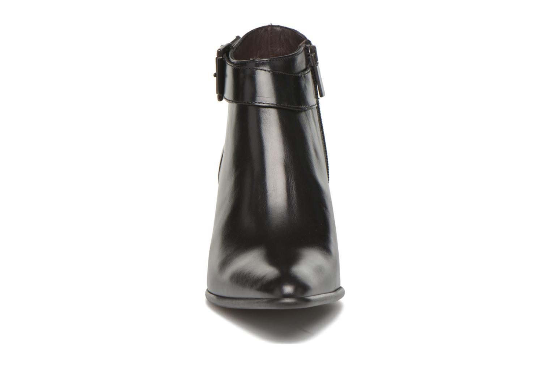 Bottines et boots Perlato Pauline Noir vue portées chaussures