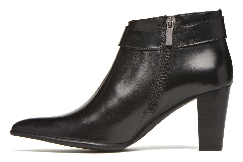 Bottines et boots Perlato Pauline Noir vue face