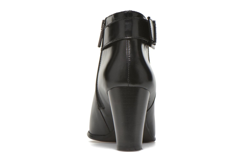 Bottines et boots Perlato Pauline Noir vue droite