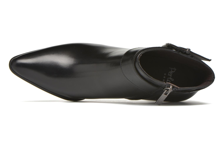 Bottines et boots Perlato Pauline Noir vue gauche