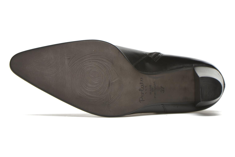 Bottines et boots Perlato Pauline Noir vue haut