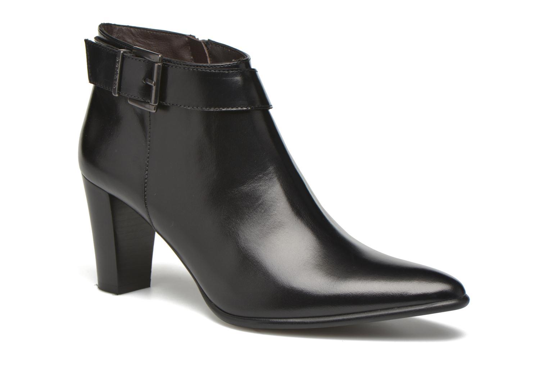 Bottines et boots Perlato Pauline Noir vue détail/paire