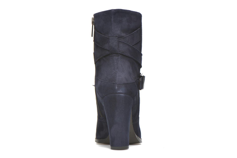 Stiefeletten & Boots Perlato Paola blau ansicht von rechts