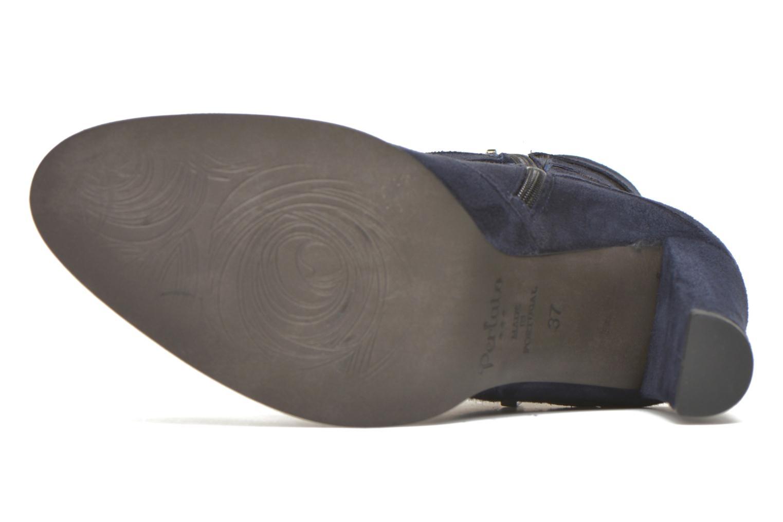Stiefeletten & Boots Perlato Paola blau ansicht von oben