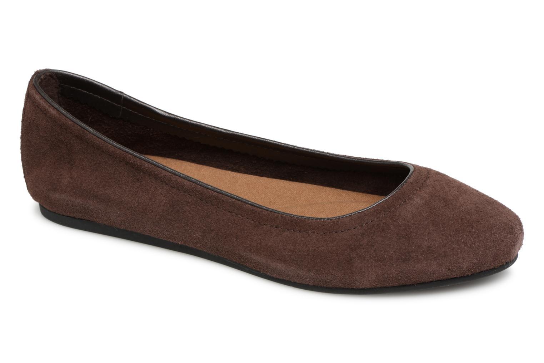 Grandes descuentos últimos zapatos Crocs Crocs Lina Suede Flat (Marrón) - Bailarinas Descuento