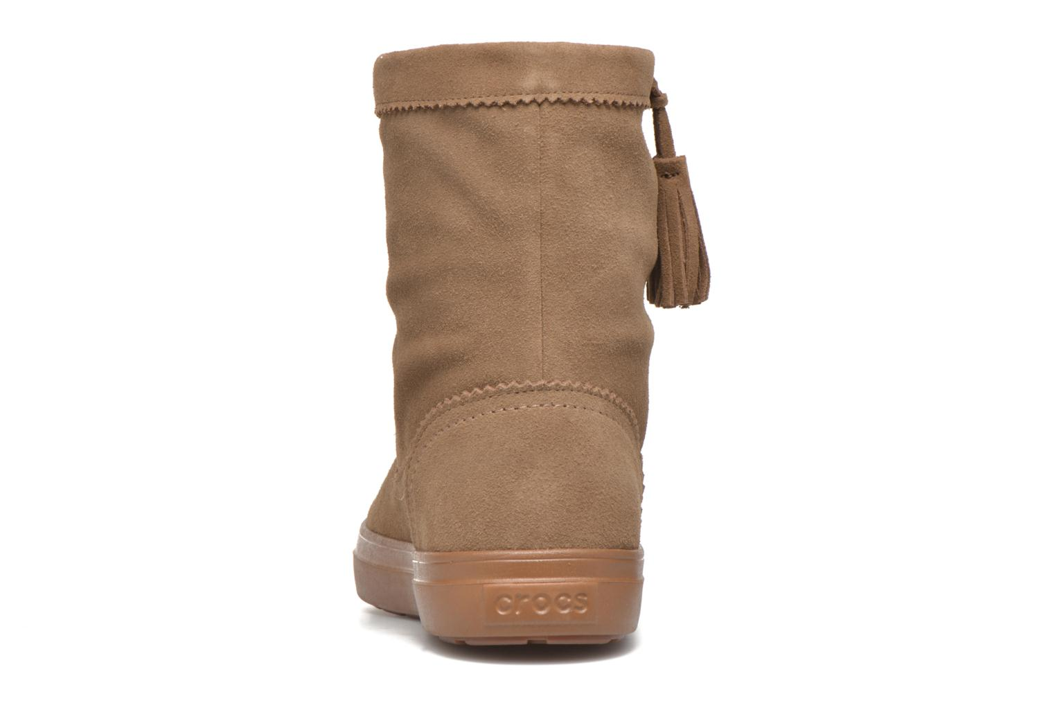 Lodgepoint Suede Pullon Boot W Hazelnut