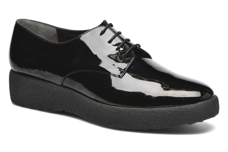Schnürschuhe Clergerie Feydol schwarz detaillierte ansicht/modell