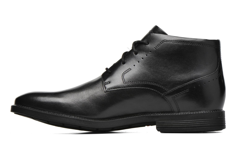 Chaussures à lacets Rockport DP Modern Chukka Noir vue face
