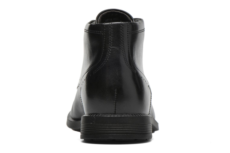 Chaussures à lacets Rockport DP Modern Chukka Noir vue droite