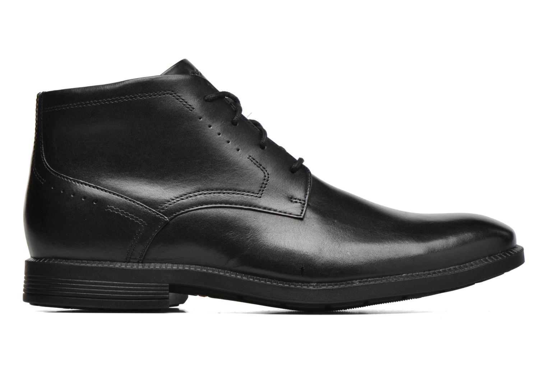 Chaussures à lacets Rockport DP Modern Chukka Noir vue derrière