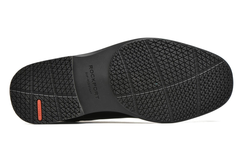 Zapatos con cordones Rockport Esntial Dtl II Plain Toe Negro vista de arriba