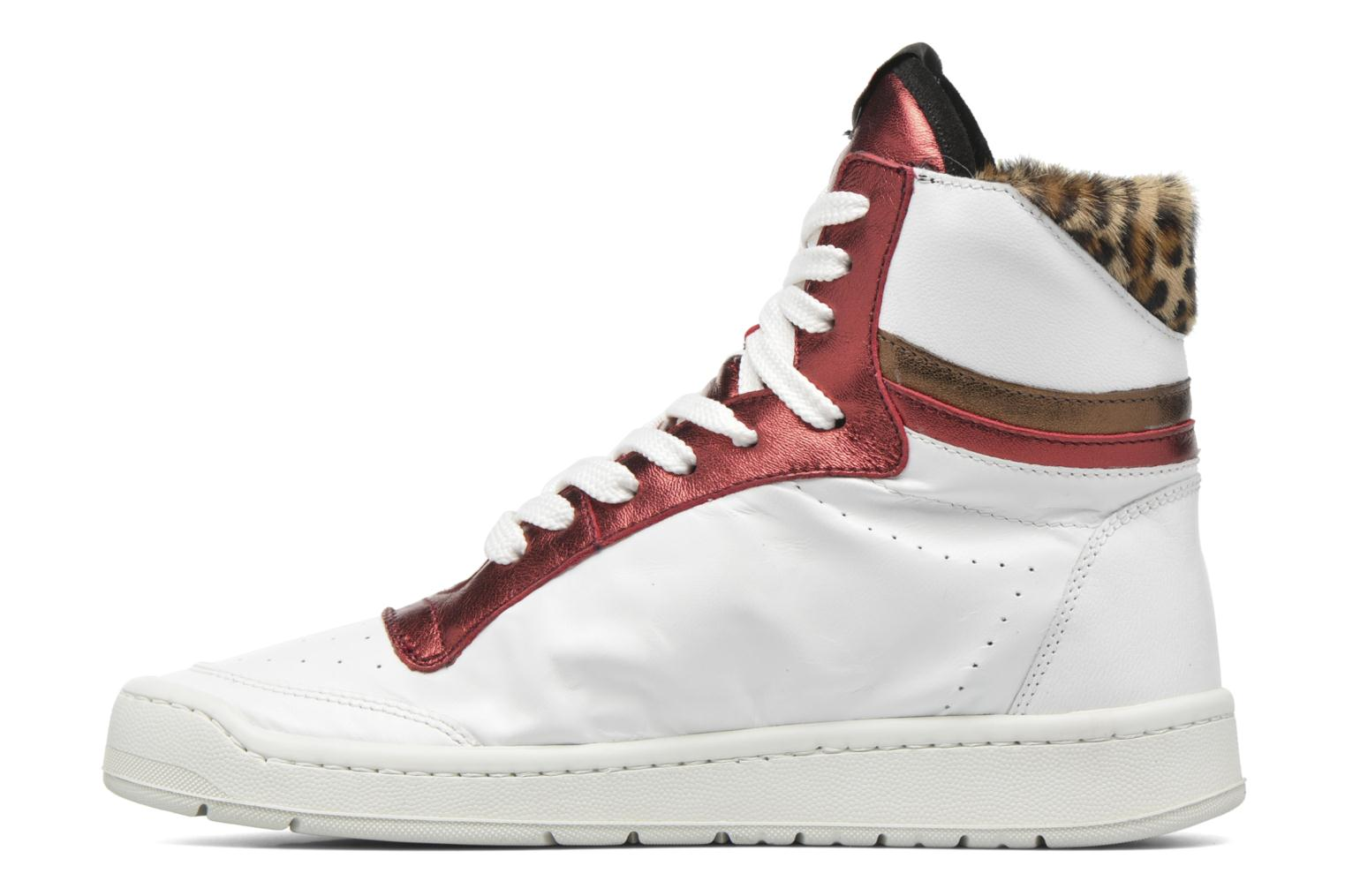 Trainers Serafini San Diego II White front view