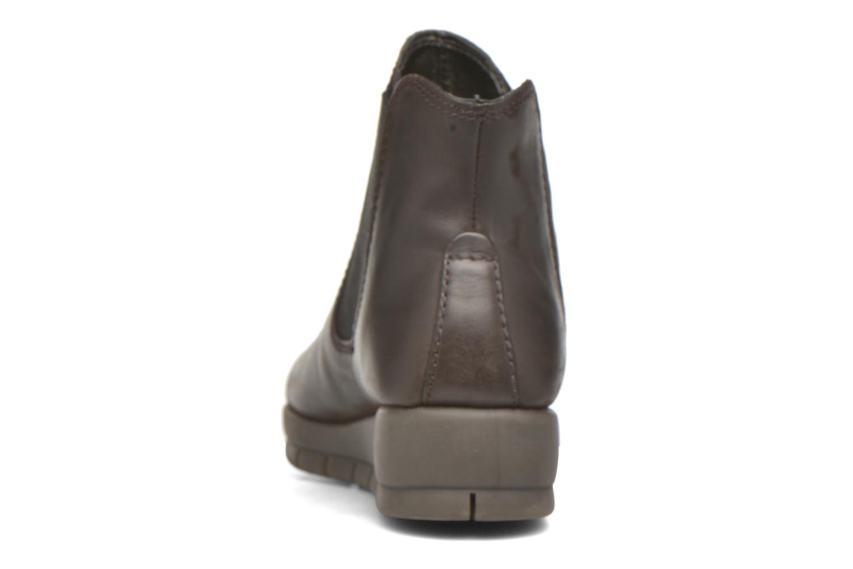 Bottines et boots Aerosoles Movements Warm Marron vue droite