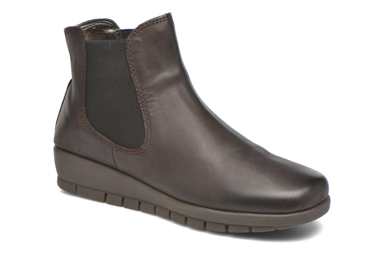 Bottines et boots Aerosoles Movements Warm Marron vue détail/paire