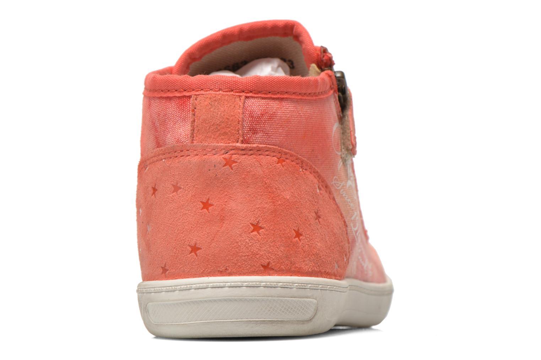 Sneakers Kickers Karola -2 Roze rechts