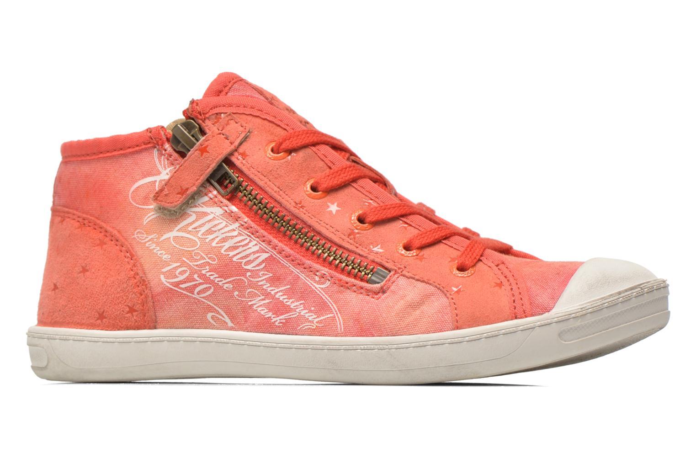 Sneaker Kickers Karola -2 rosa ansicht von hinten