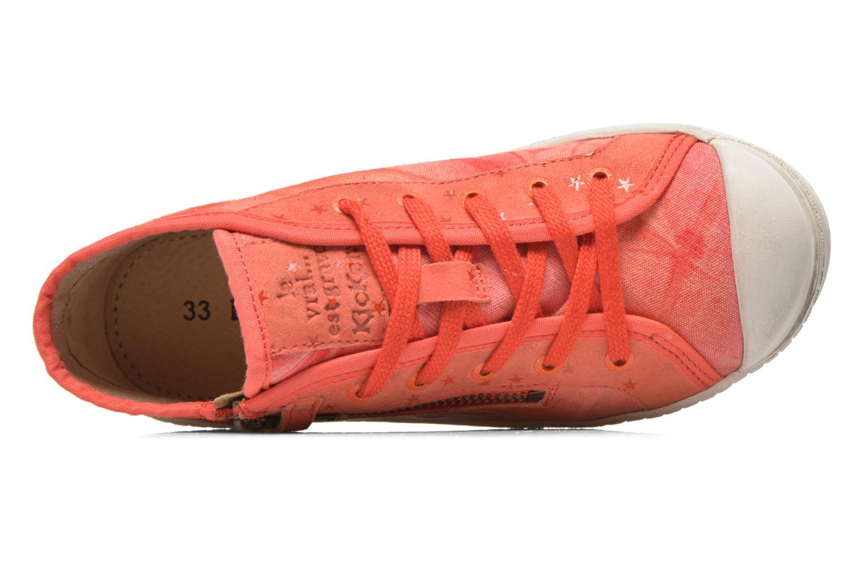 Sneakers Kickers Karola -2 Roze links