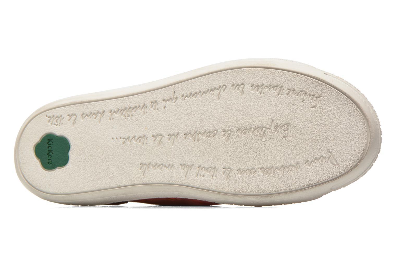 Sneakers Kickers Karola -2 Roze boven