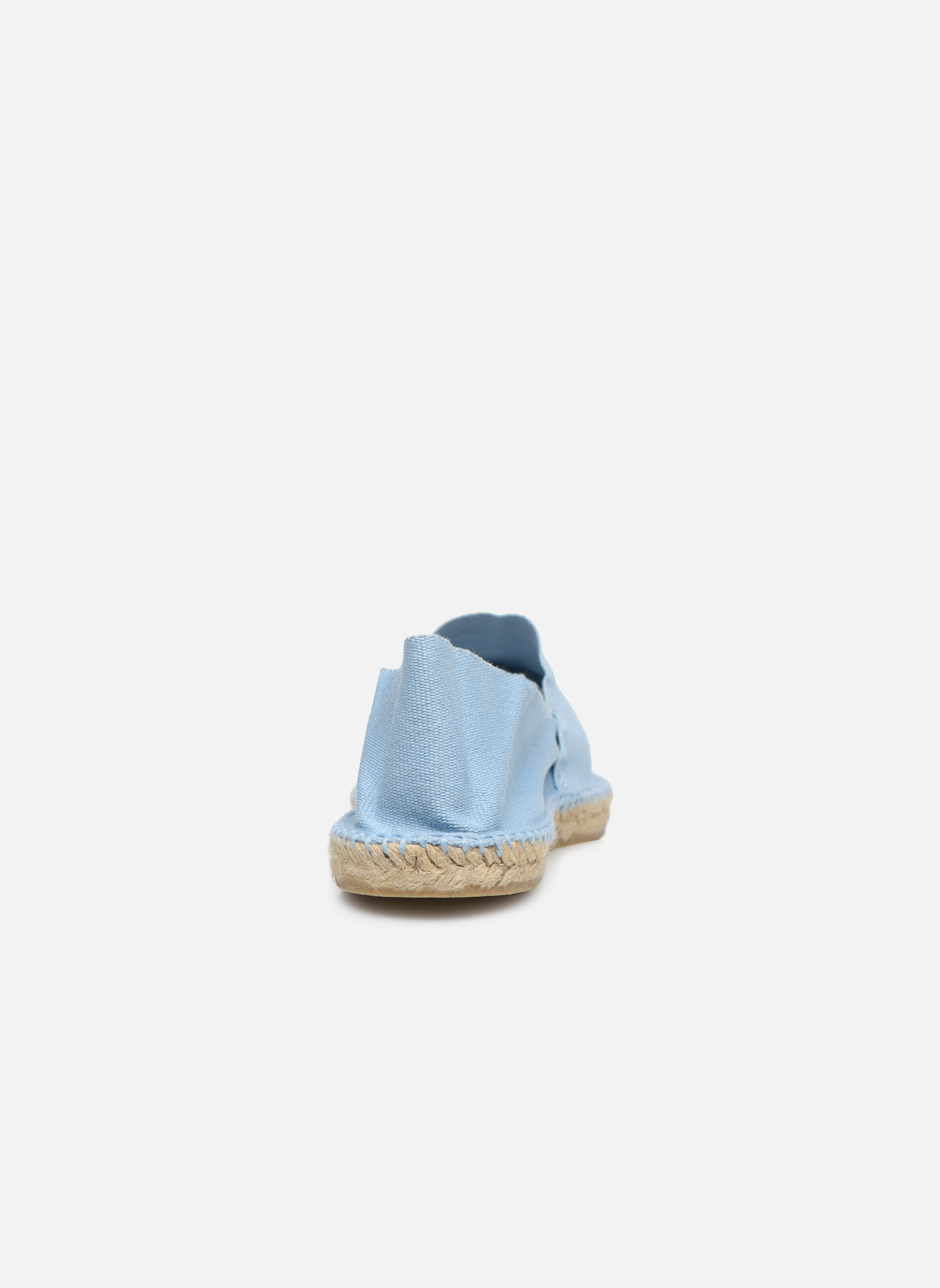 Espadrilles Pare Gabia VP Unies Smu F Blue view from the right