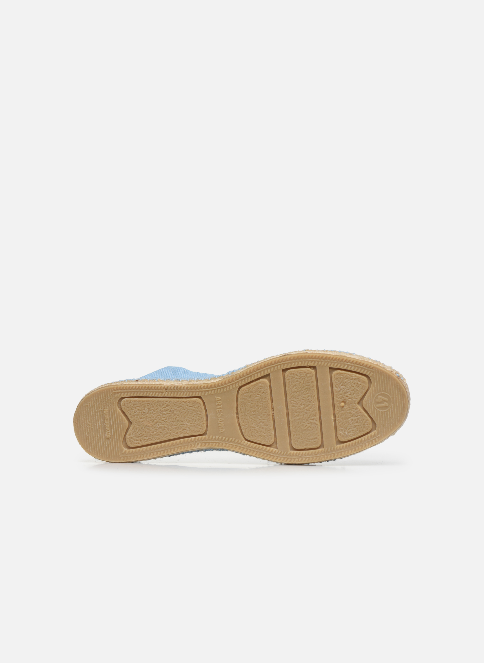 Espadrilles Pare Gabia VP Unies Smu F Blue view from above