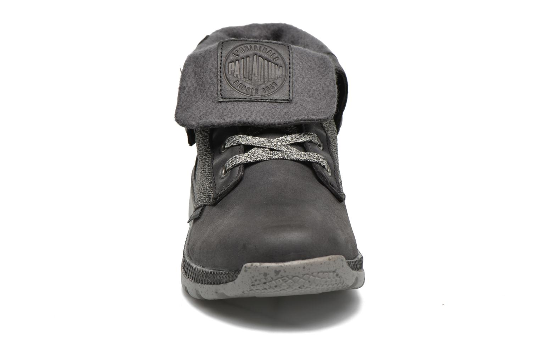 Sneaker Palladium Plvil Bgy TCT F schwarz schuhe getragen