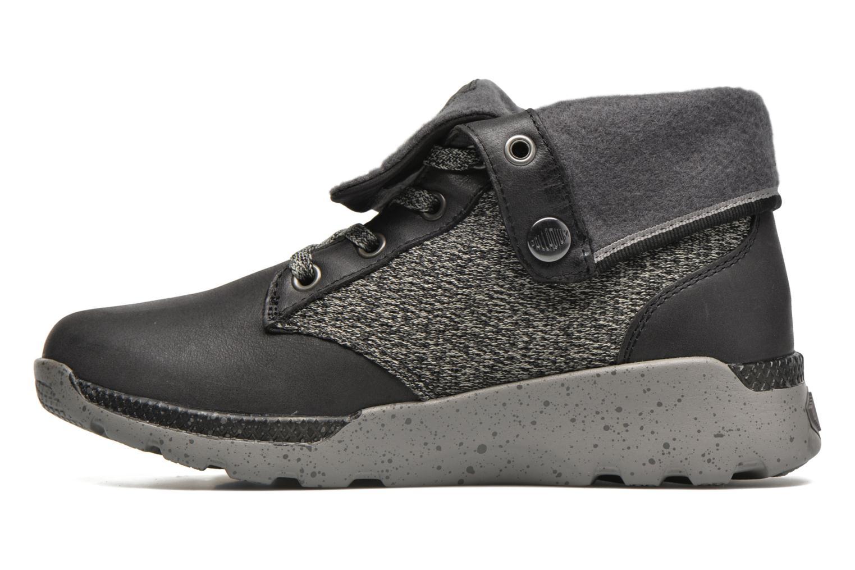 Sneaker Palladium Plvil Bgy TCT F schwarz ansicht von vorne