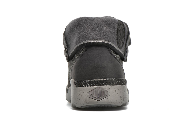 Sneaker Palladium Plvil Bgy TCT F schwarz ansicht von rechts