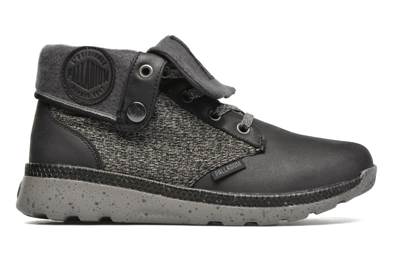 Sneaker Palladium Plvil Bgy TCT F schwarz ansicht von hinten