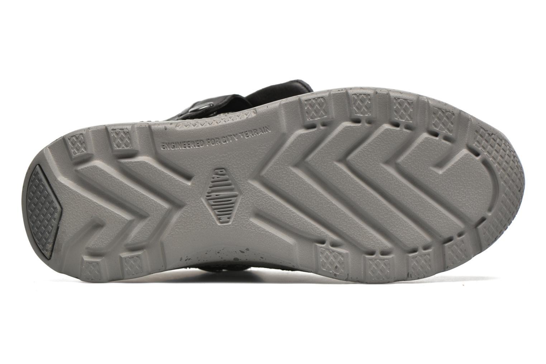 Sneakers Palladium Plvil Bgy TCT F Nero immagine dall'alto