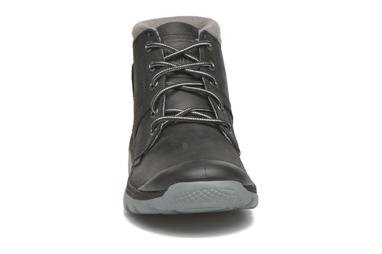 Bottines et boots Palladium Palavil D Cuf F Noir vue portées chaussures