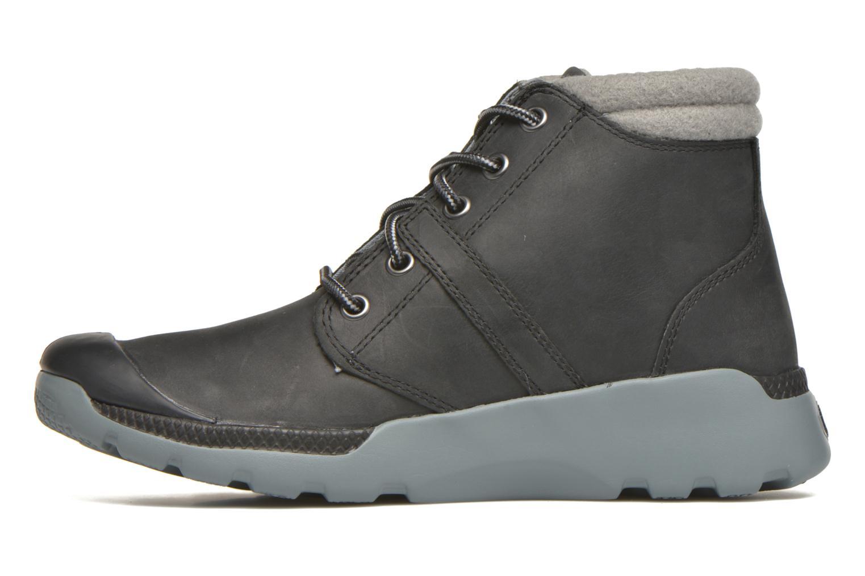 Bottines et boots Palladium Palavil D Cuf F Noir vue face