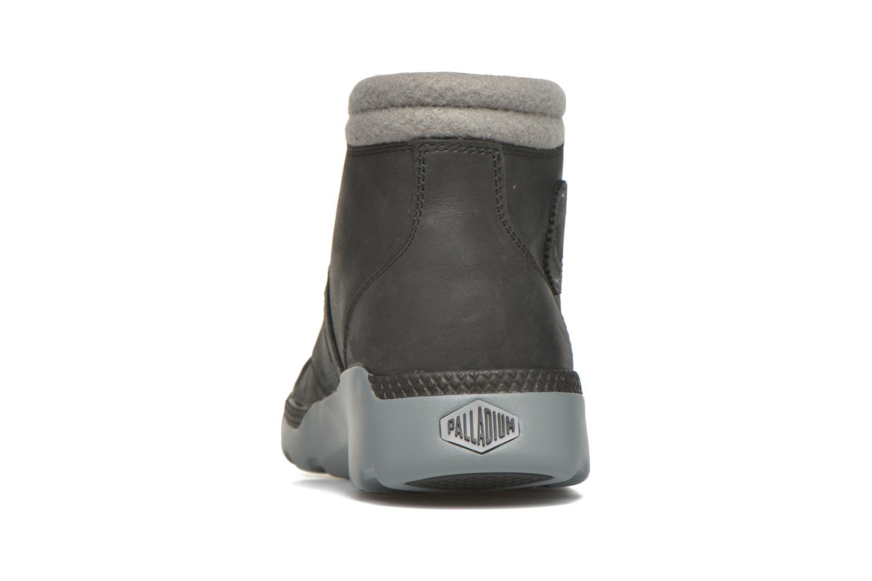 Bottines et boots Palladium Palavil D Cuf F Noir vue droite