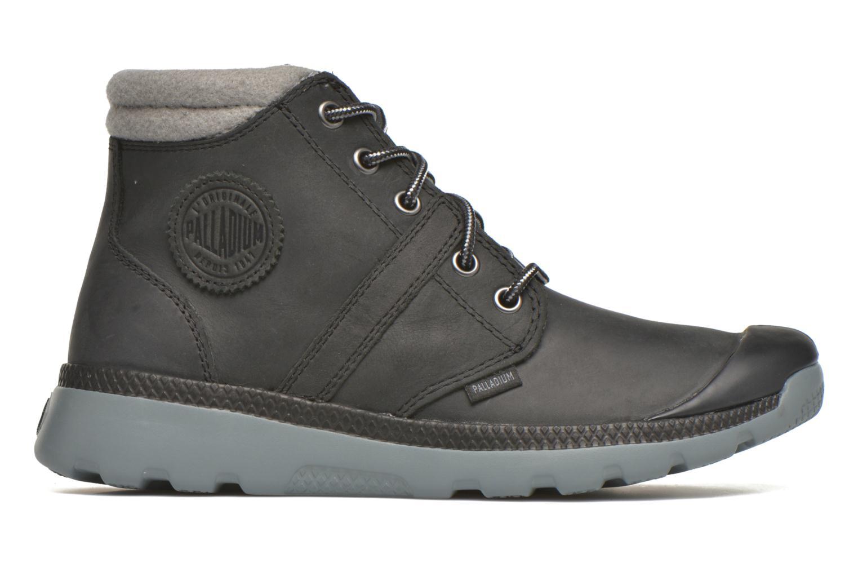 Bottines et boots Palladium Palavil D Cuf F Noir vue derrière