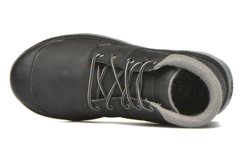 Bottines et boots Palladium Palavil D Cuf F Noir vue gauche