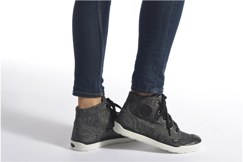 Sneakers Palladium Pallaru H Nero immagine dal basso