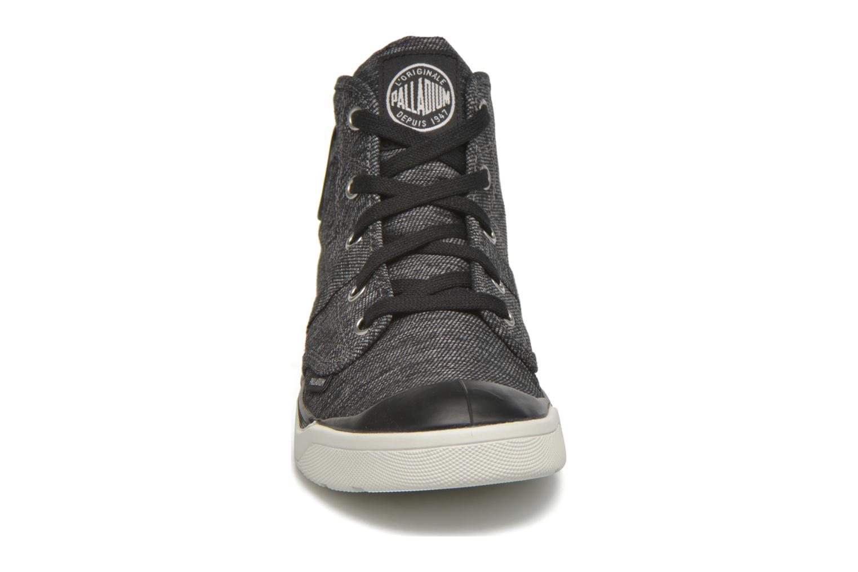 Pallaru H Black/Gray/White