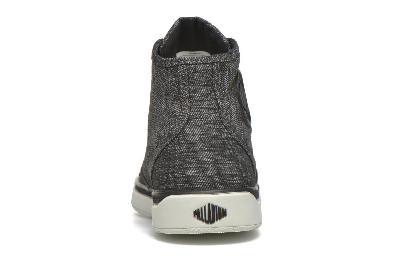 Sneakers Palladium Pallaru H Nero immagine destra