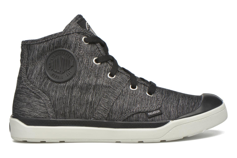 Sneakers Palladium Pallaru H Nero immagine posteriore
