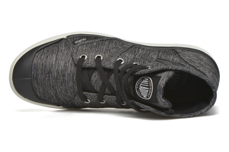 Sneakers Palladium Pallaru H Nero immagine sinistra