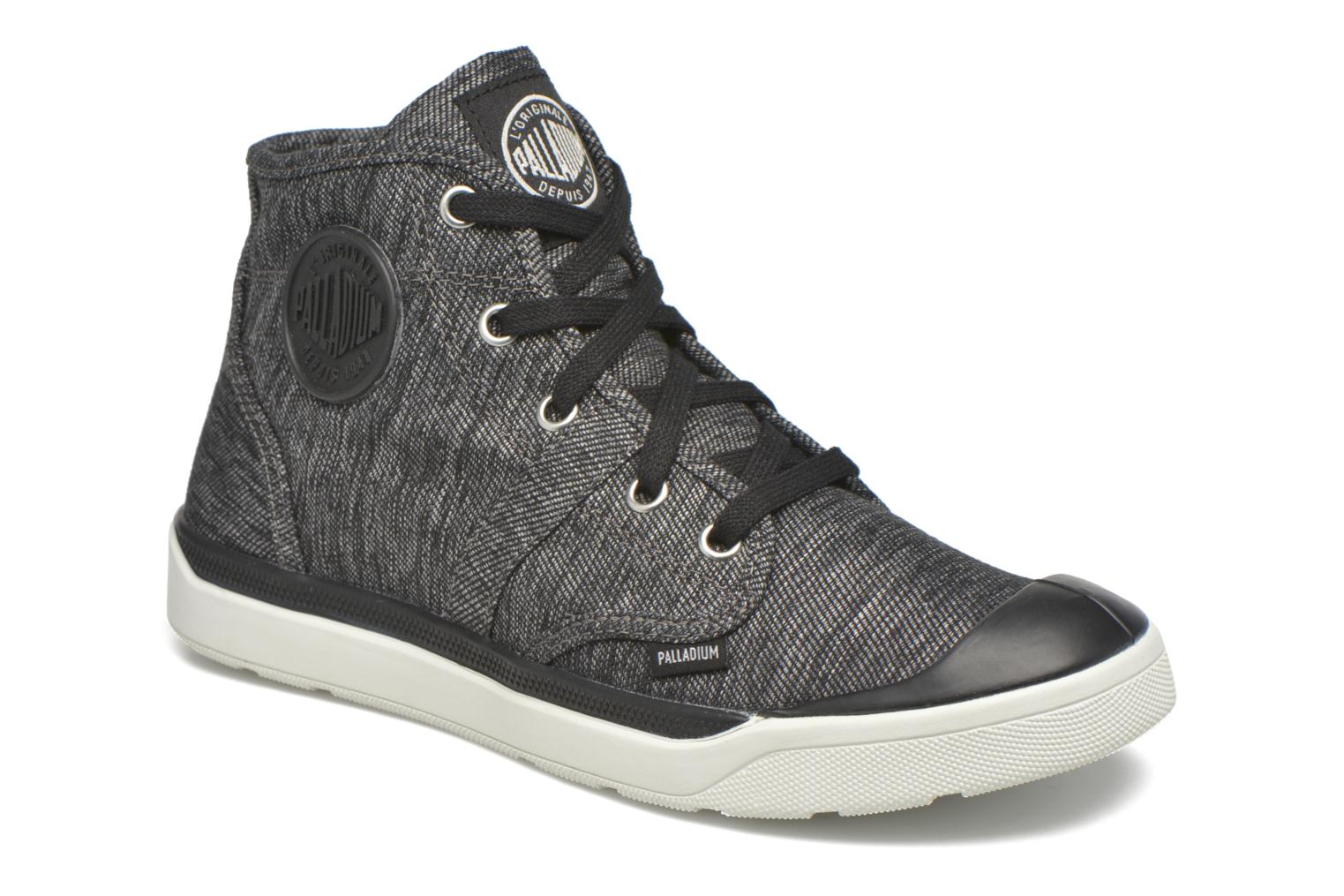 Pallaru H Black/Gray/White