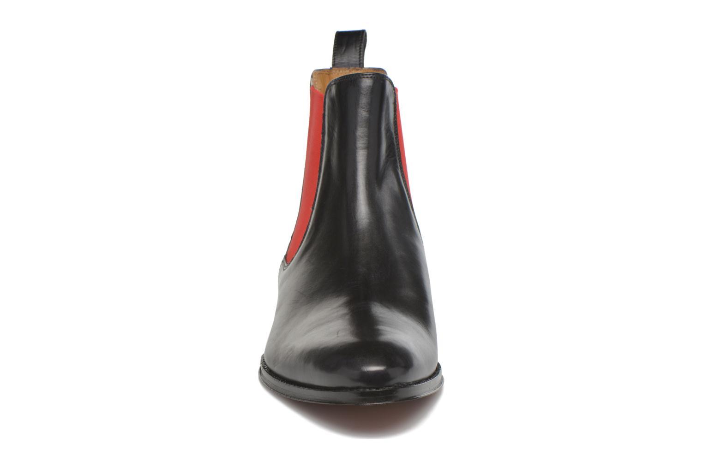 Bottines et boots Melvin & Hamilton Kane 4 Noir vue portées chaussures