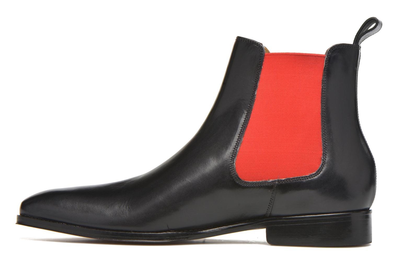 Bottines et boots Melvin & Hamilton Kane 4 Noir vue face