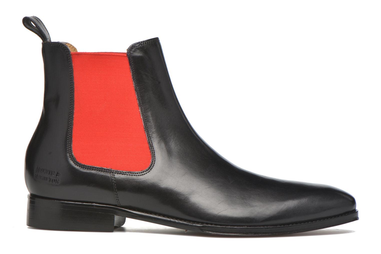 Bottines et boots Melvin & Hamilton Kane 4 Noir vue derrière