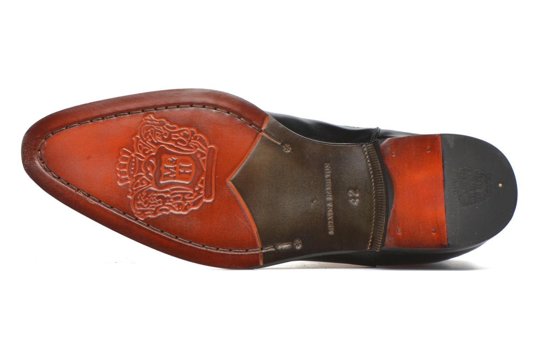 Bottines et boots Melvin & Hamilton Kane 4 Noir vue haut
