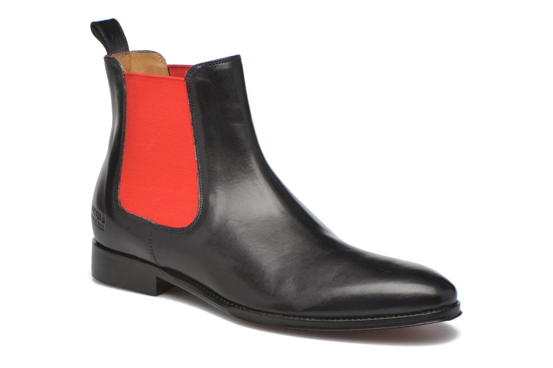 Bottines et boots Melvin & Hamilton Kane 4 Noir vue détail/paire