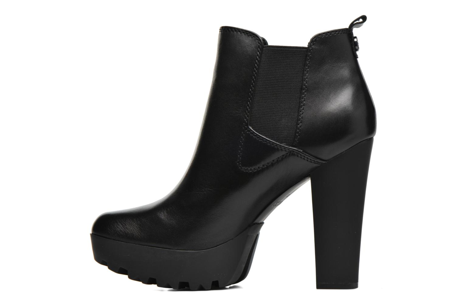 Bottines et boots Guess Marelle Noir vue face